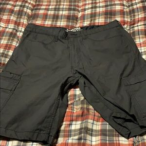 Two shorts 38w.